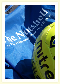 The Nutshell | Proud sponsors of Moreton Hall FC U11's Football Team