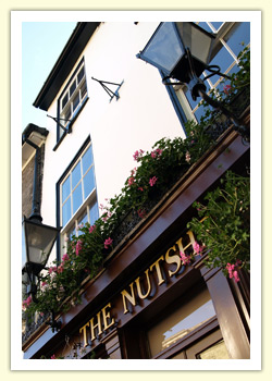 Contact The Nutshell | The Traverse in Bury St Edmunds